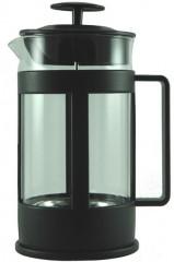 Konvice na kávu 0,8l sklo/plast 1650147