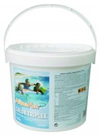AQuaMar - Chlor Triplex 4,6 kg