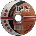 Kotouč řezný 115x2 mm DIY ocel 860046