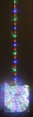 Světla vánoční hadice LED 9 m barevná 4261006