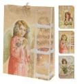 Taška vánoční 25x8x4,5 cm dárková 4261027