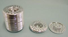 Lapač nečistot 60 mm-pokovený 1360042