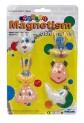 Magnetky zvířátka 6 ks 4110006