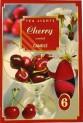 Svíčka čajová 6 ks Cherry 3950300