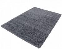 Kusový koberec Life Shaggy 1500 grey 60 x 110 cm