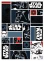 Detský koberec Star Wars 01 Icons 95x133 cm