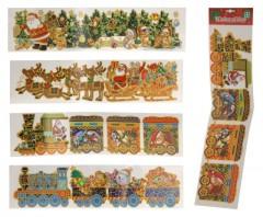 Samolepky na okno vánoční 4261360
