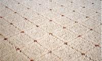 Kulatý koberec Udinese béžový průměr 120 cm
