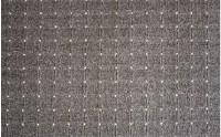 Kulatý koberec Udinese hnědý průměr 120 cm