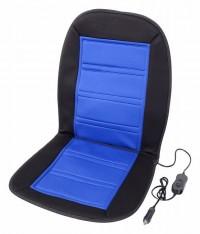Potah sedadla vyhřívaný LADDER 12V modrý