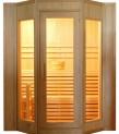 Fínska sauna HealthLand DeLuxe HR4045