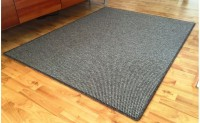 Obdelníkový koberec Nature 120 x 170 cm tmavě béžový