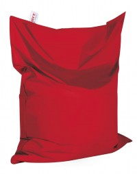 Sedací vak Basic Red Sit&Joy