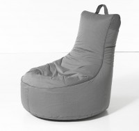 Sedací vak Lagos Grey Sit&Lounge