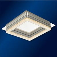 LED svítidlo Top Light Crystal LED H 30x30x7 cm