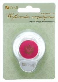 dpCraft Magnetická dekorační raznice 1,8cm – list, (AW105/03)