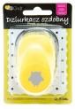 dpCraft Dekoračné dierovač 2,5cm - sova, (JCDZ110-350)