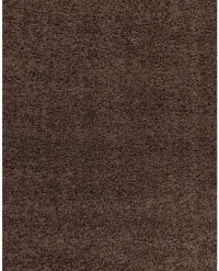 Kusový koberec Life Shaggy 1500 brown 140 x 200 cm