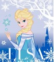 Detský koberec Frozen Elsa 02 95x133 cm