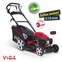 Motorová kosačka VeGA 51 HWXV 6in1 s variabilnou rýchlosťou pojazdu