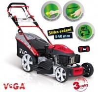 Motorová sekačka VeGA 545 SXHE 7in1 s variabilní rychlostí pojezdu a elektrickým startováním