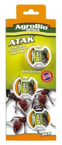 ATAK Nástraha na mravence AMP 3 kusy