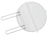 Grilovací rošt kruhový 50 cm