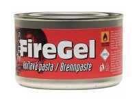 Hořlavý gel plech 200 g