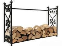 Zásobník na krbové dřevo ALDI 90 cm