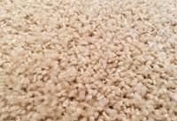 Kulatý koberec Color shaggy béžový průměr 120 cm