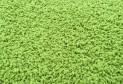 Koberec Color Shaggy zelený š. 4 m dĺžka podľa priania bez obšitie