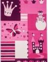 Detský koberec Kiddy 614/716 80 x 150 cm