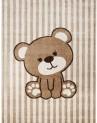 Detský koberec Baby love 06VOV okrúhly priemer 100 cm