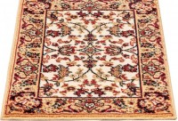 Kusový koberec Byblos 50 beige 40 x 60 cm