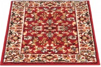 Kusový koberec Byblos 50 bordeaux 200 x 300 cm