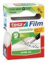 tesafilm Kancelárska páska INVISIBLE, neviditeľná, v krabičke, 33m x 19mm 57312-00007-02