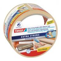 tesa Oboustranná kobercová páska, extra silně lepící, bílá, 5m x 50mm 05670-00001-00