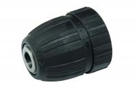 Wolfcraft Sklíčidlo rychloupínací 1,5-10 mm L/P 3/8 x24 2641000