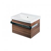 Set skříňka s umyvadlem 60 La Villa dekor 37 S-B601Z-37