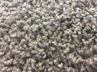 Obdelníkový koberec Color Shaggy světle šedý 120 x 170 cm