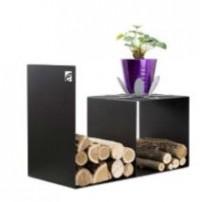 Zásobník na dřevo nízký CAVERIO