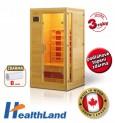 Infrasauna HealthLand Standard 2012