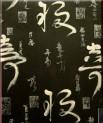 Feng Shui kaligrafie II
