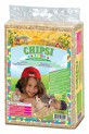 CHIPSI FUN lisované hobliny s barevn. pap.vločkami 60 L/3 kg