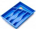 Příborník 35x25x4,5 cm plast 1880467