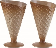 Zmrzlinka Gelato Biscotto 280 ml 2 ks sklo 4052045