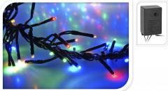 Světla vánoční 192 LED žárovek barevná vnitřní i venkovní 4261934