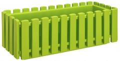 Truhlík 50 cm hráškově zelený Fency 659170