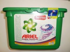 Tablety Ariel color 15ks 1490324