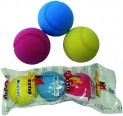 Míček na Soft tenis 3 ks 2550008